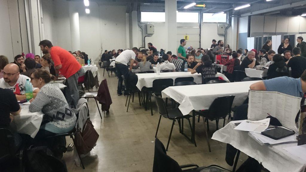 Les tables de jeux