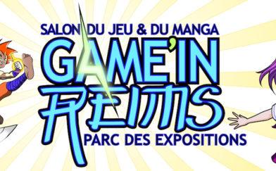Gagnez une entrée pour le Game in Reims