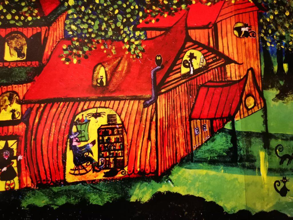 L'illustration de l'écran par Marion Saliba